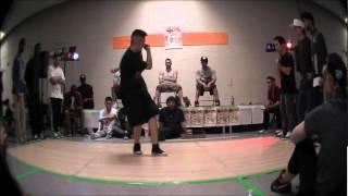 Bramptizzy vs. Floetic | 3on3 Top 8| Breaking it Right 6 | 2012