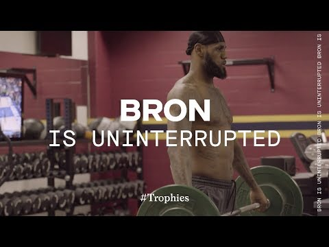 LeBron Destroys the Eastern Conference Semifinals  TROPHIES