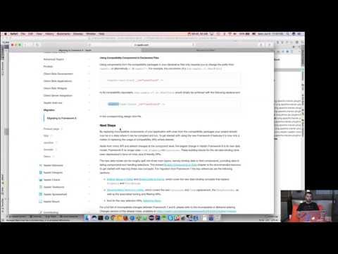 Live Coding: Upgrading Apps to Vaadin Framework 8 - Part 1/2