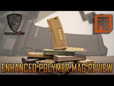 PTS ENHANCED POLYMER MAG ( EPM ) - REVIEW - SPARTAN117GW