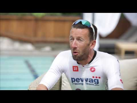 Interview mit Marino Vanhoenacker - Ironman 70.3 Zell am See 2016