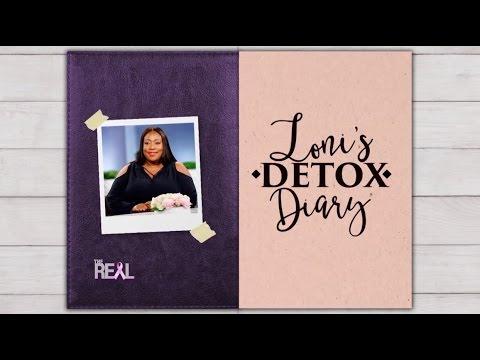 Loni's Detox Diary