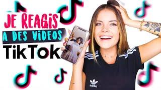 Je réagis à des vidéos TIKTOK!