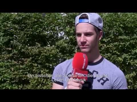 Jason Fuchs: Der Ambri-Youngster stellt sich vor