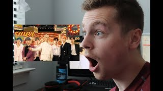MY FIRST BTS SONG (BTS (방탄소년단) (Boy With Luv) feat. Halsey Official MV Reaction)