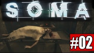 SOMA Walkthrough Part 2 No Commentary Gameplay Lets Play