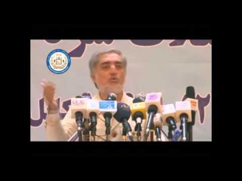 Dr Abdullah Abdullah Drunk??