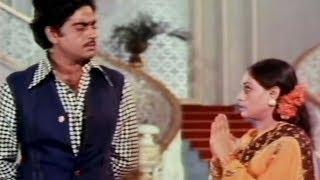 shatrughan sinha jaya bachchan bhaduri gaai aur gori scene 17 20