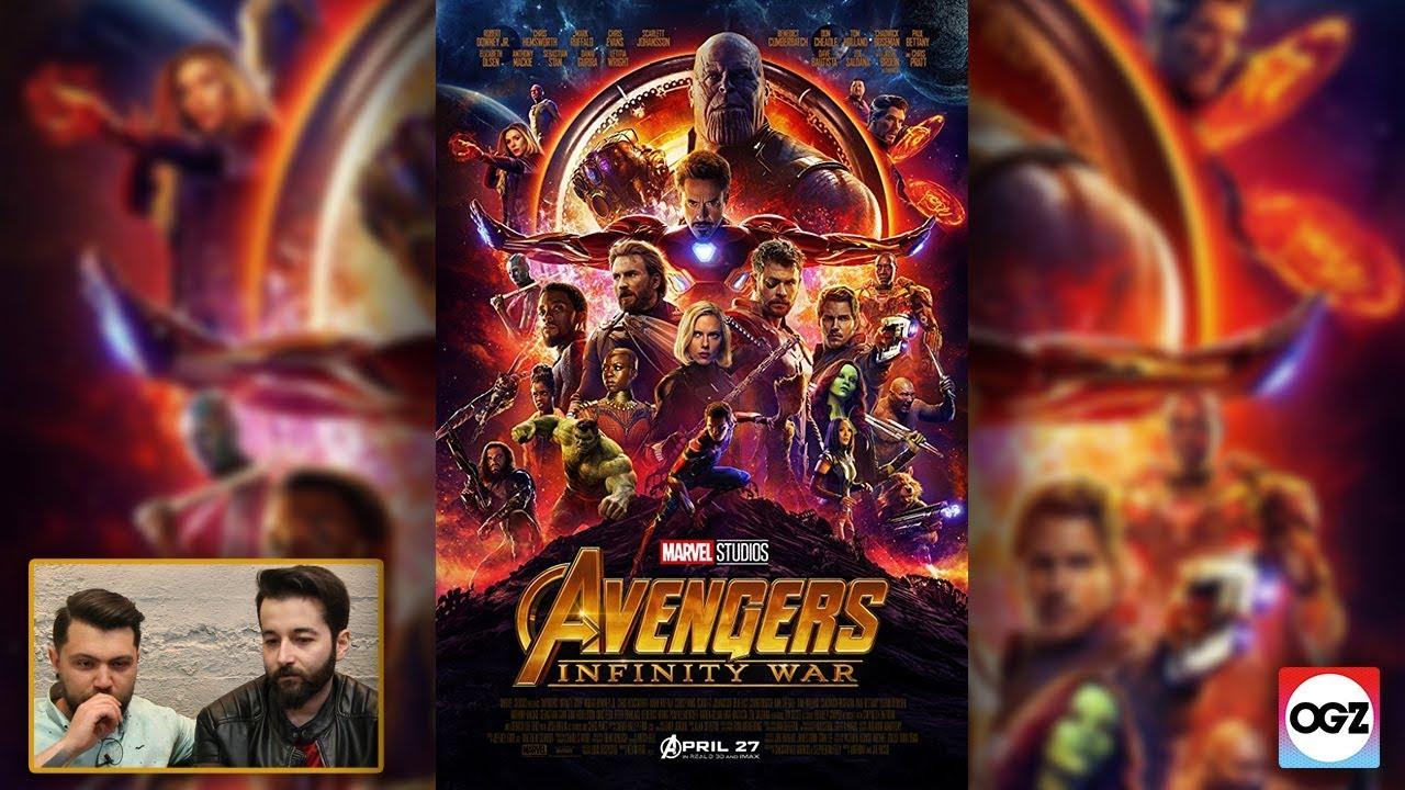 Infinity war filmaffinity