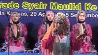 Parade Syair Maulid ke-11 Kapuas, Nurul Hidayah Putri, Jl. Jend. Sudirman Kuala Kapuas