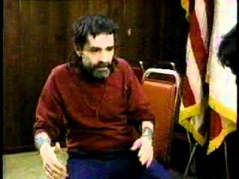 MANSON 1988 INTERVIEW