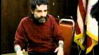 MANSON 1988 INTERVIEW  -San Quintin