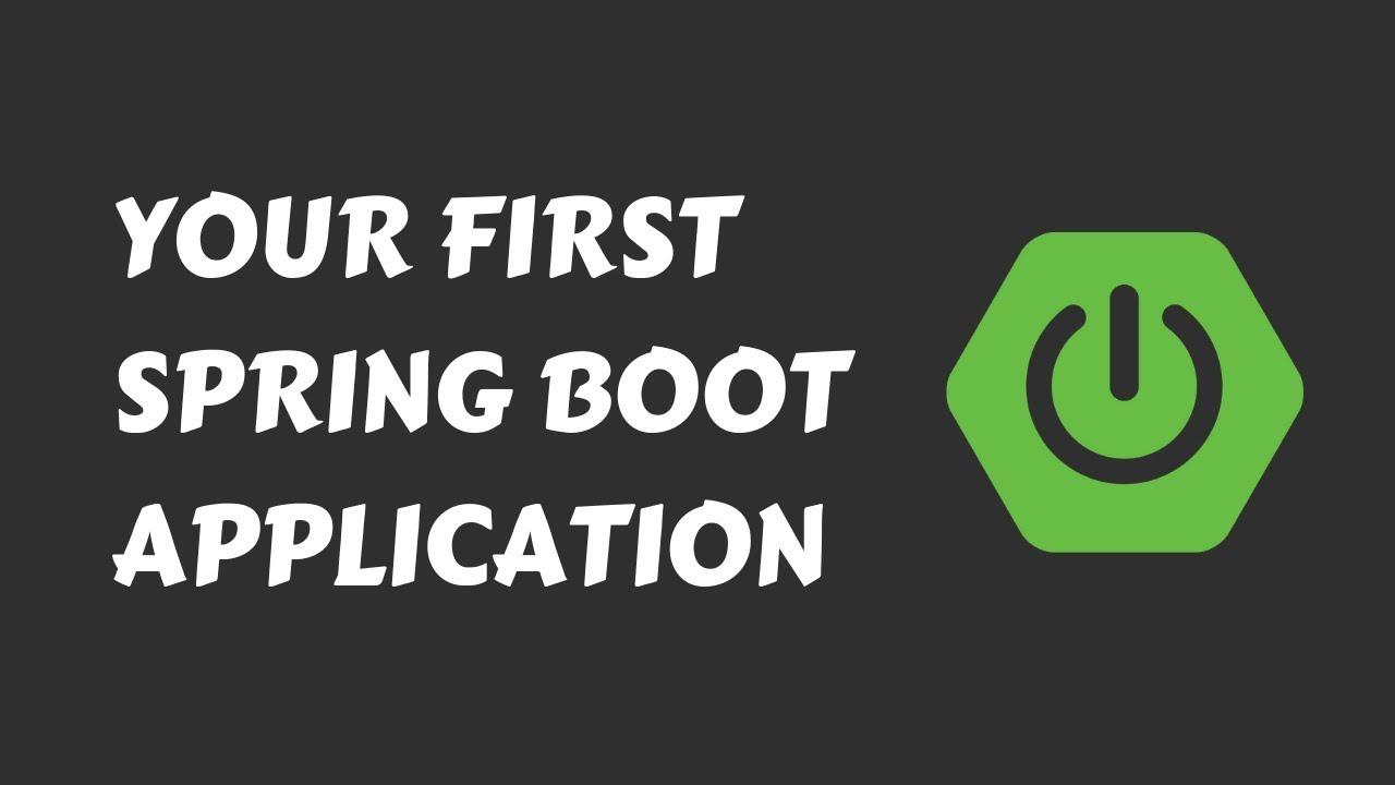 Spring Boot Tutorial - Hello World Example