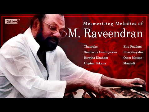 Top 8 Hits Of Raveendran & KJ Yesudas | Evergreen Malayalam Film Songs | Best of Raveendran Master