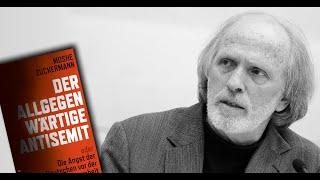 Berliner Buchpremiere »Der allgegenwärtige Antisemit« mit Moshe Zuckermann