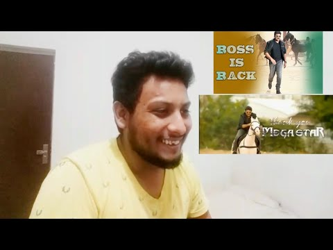 Mega Star Chiranjeevi Entry Scene[Hindi]-NorthIndian Reaction Review-Bruce Lee The Fighter