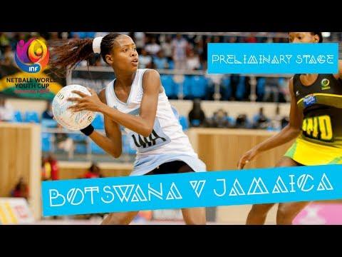Botswana v Jamaica | #NWYC2017