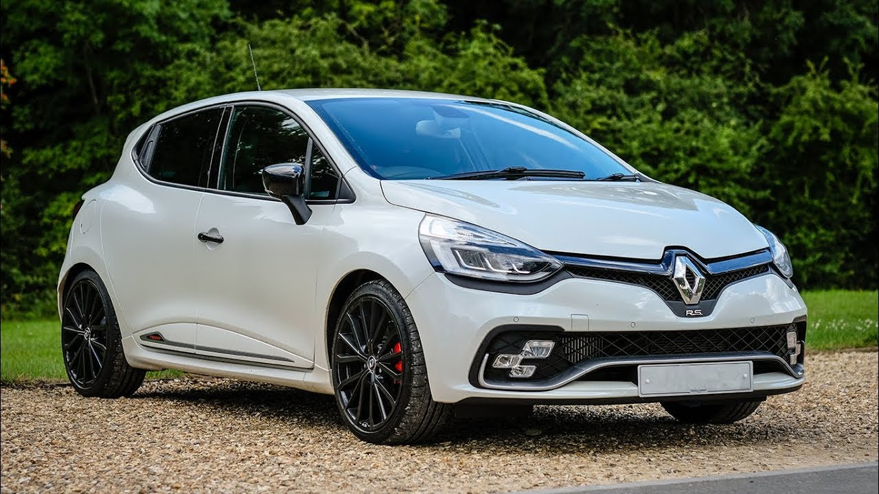renault clio rs trophy 2018 model review youtube