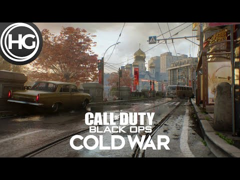 Call of Duty: Black Ops - Cold War Gameplay Team Deathmatch (Moscow)