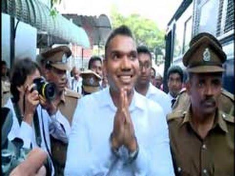 Namal Rajapaksa remanded 16/08/2016 (16 Aug 2016) Telecast By Sirisara