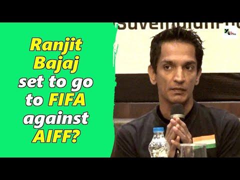 Watch: Ranjit Bajaj set to go to FIFA against AIFF?