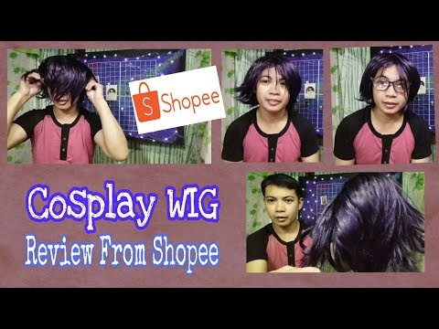 Cosplay WIG Review 2018.