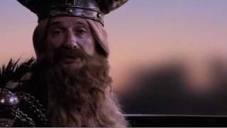 MrJet.se - Reklamfilm. Viking i storstad.