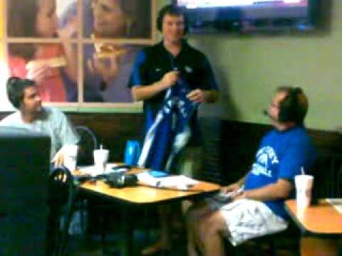 KSR Live in Somerset - Saul Smith Jersey
