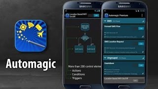 Automagic:Make Android Smarter