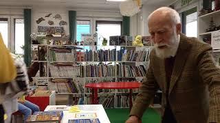 Встреча с писателем, автором серии «Жизнь замечательных детей» Валерием Воскобойниковым