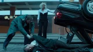 """Отрывок из фильма """"Взрывная блондинка"""" / Давай помогу с сумками"""