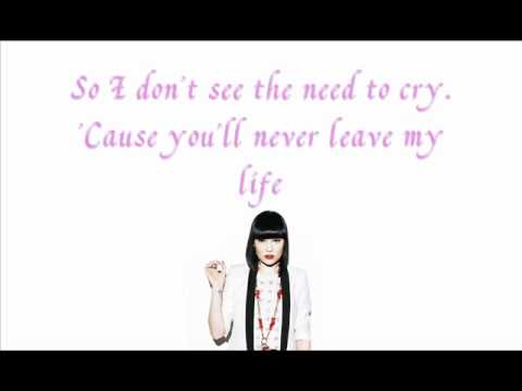 Jessie J - My Shadow [LYRICS] - CMAmusicRemix