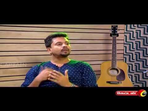 NANUM EN PATTUM ON CAPTAIN TV | ALAP RAJU SINGER | 07.08.16.