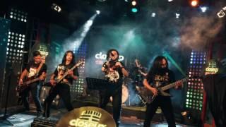 Powersurge Plays LIVE TRIBUTE to Artcell - Rahur Grash ON DESHTV, 2 SEP 2016