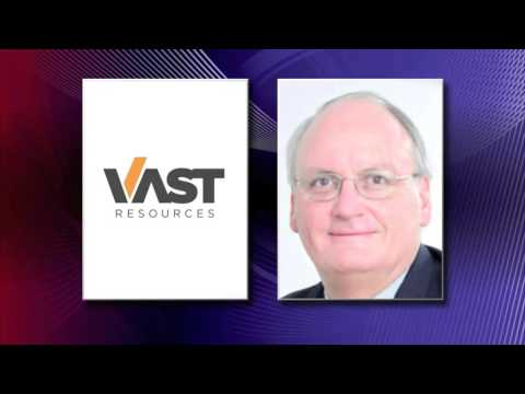 Vast Resources Hires Show Transition To Mining Company, Says Chief Exec