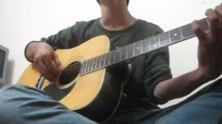 Yên bình - guitar cover by Xuân Thạch Lê