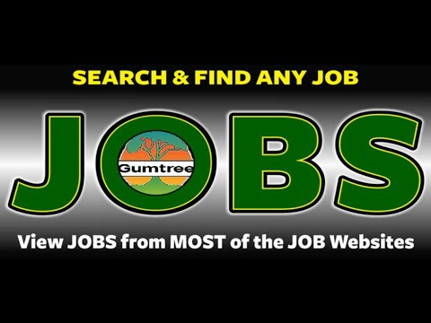 How To Apply For Jobs On Gumtree | Jobs Advertised On Gumtree | Job Seeker On Gumtree