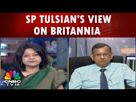 SP Tulsian's View on Britannia & RBI's New Rule PSU Banks | CNBC TV18