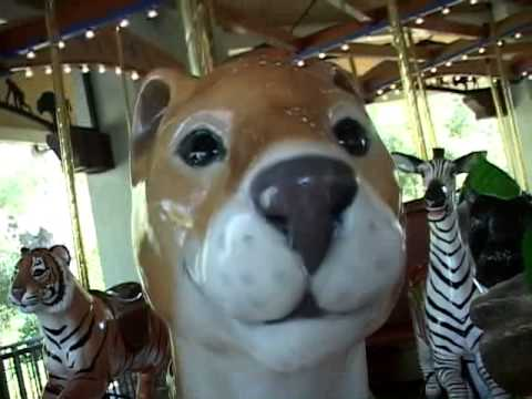 SCVTV.com 2012 Out  About with Roger Martin #272b | Conservation Carousel at Los Angeles Zoo
