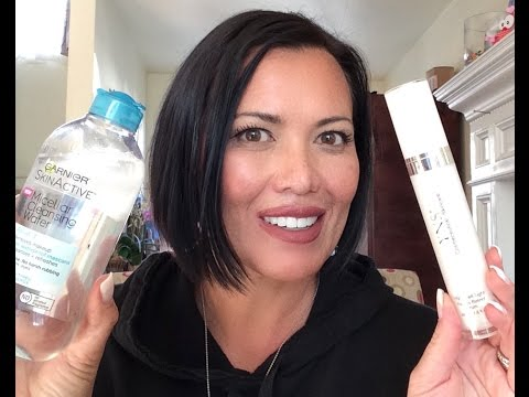 My over 40 anti-aging evening skincare - updated