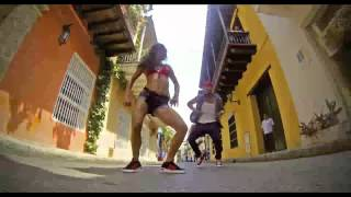 EL SERRUCHO - MR BLACK  REMIX DJ BALDOMERO HD VIDEO OFFICIAL