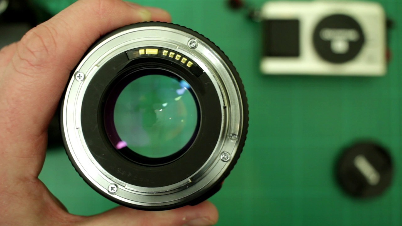 Micro Four Thirds Vs Full frame: How crop factors affect lens - YouTube