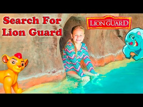 LION GUARD Assistant Search for Lion Guard Hawaii...