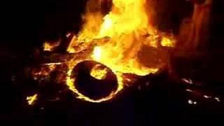 Rednecks burning tires will kill your children