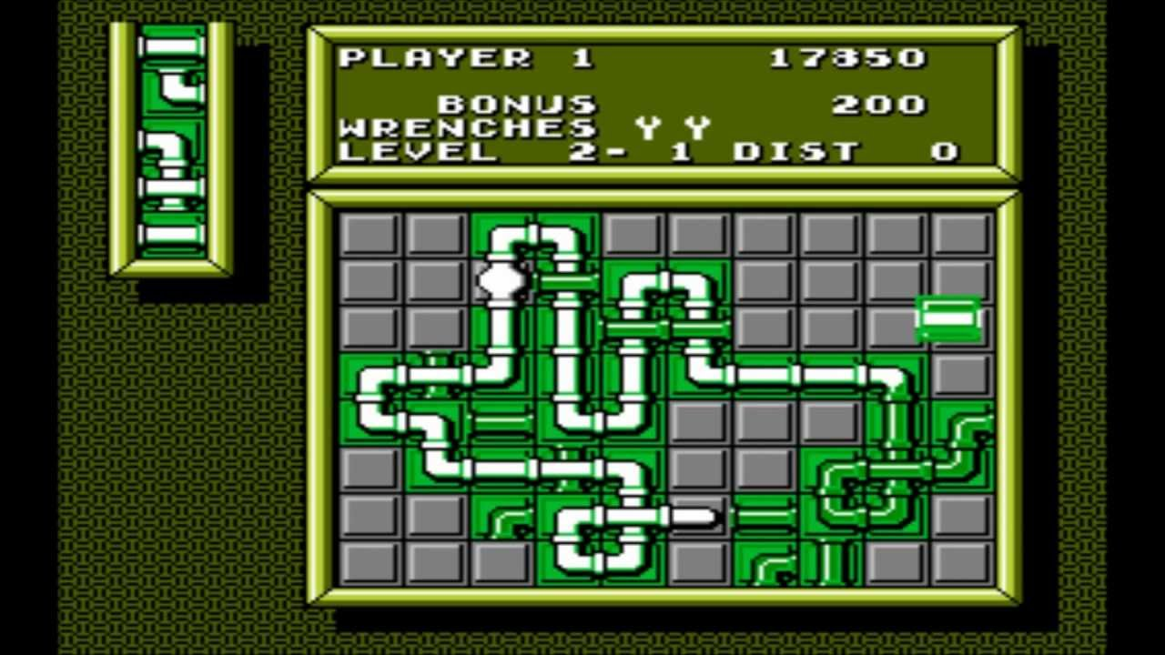 Let S Play Pipe Dream Nes Youtube