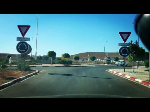 من وجدة إلى جرادة || From Oujda to Jerada