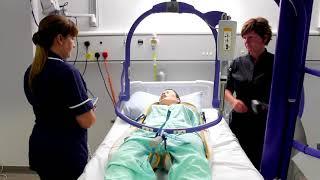 Patient Hoist  -  Staff Training Demonstration