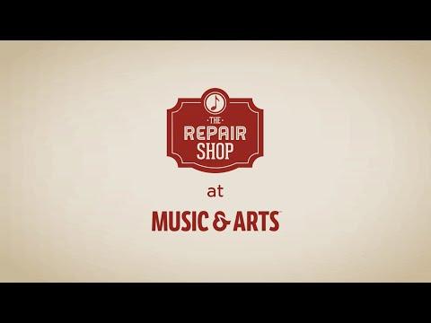 Music & Arts - Repair Promo