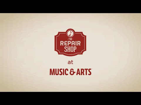 Music & Arts - Repair Promo