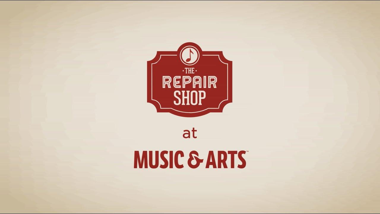 The Instrument Repair Shop   Music & Arts